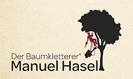 Der Baumkletterer - Manuel Hasel, Baumschnitt, Baumpflege